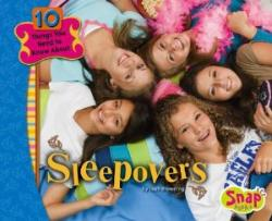 Sleepovers by Leah Browning (Capstone Press, 2008)